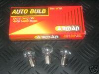 Box of 10 Brake Light Bulbs