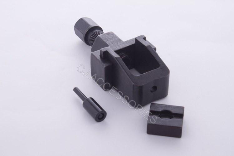 DID Style Chain Breaker Cutting & Rivetting Tool