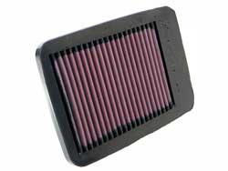 K&N Air Filter fit Suzuki GSF650 & GSF1250