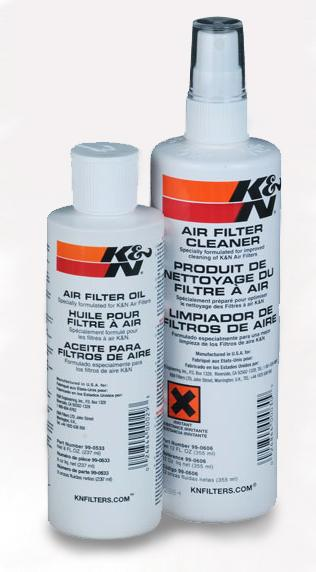 K&N Recharger Air Filter Cleaning Kit 99-5050