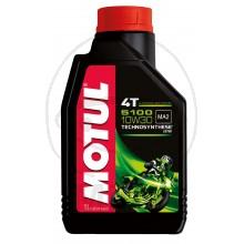 Honda MSX125 Grom Motul 5100 10w30 Engine Oil 1L