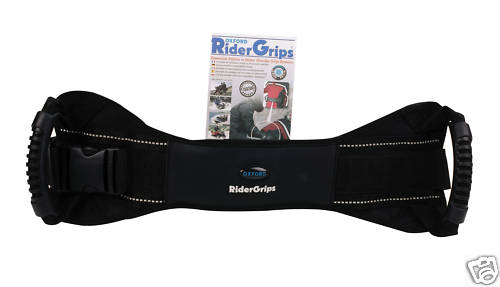 Oxford Deluxe Pillion Rider Grips