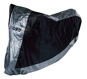 Oxford Aquatex Motorcycle Rain Cover - 4 Sizes Available