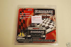 Dynojet Power Commander III Suzuki GSXR1300 Hayabusa
