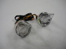1 x Pair of Rear LED Flare Lights
