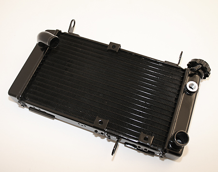 Replacement Aluminium Radiator to fit Suzuki SV650 99-02
