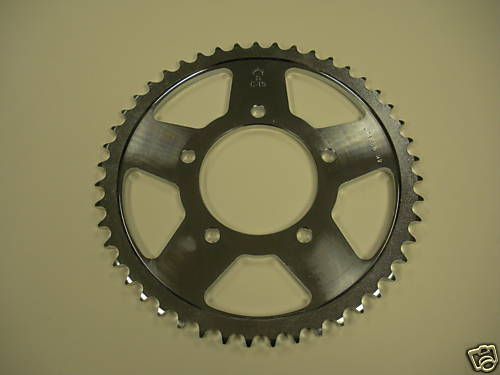 Rear 47 Tooth Sprocket Upgrade Suzuki Bandit GSF1200 