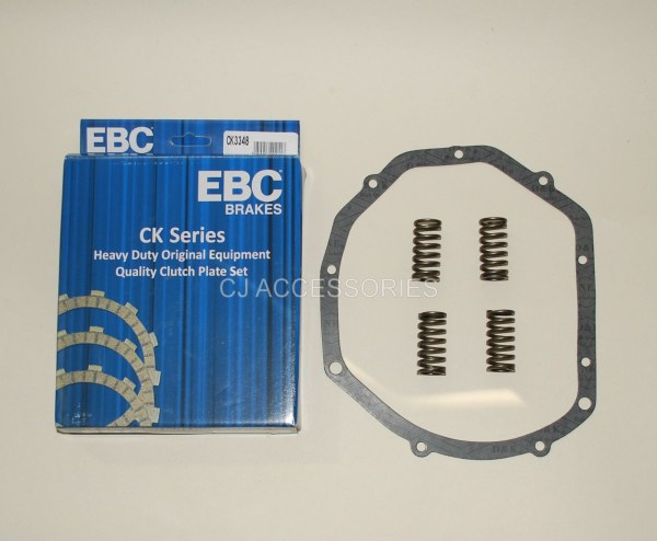 Suzuki GSF600 Bandit 1995-2004 EBC Clutch Kit Plates Springs & Gasket Cover