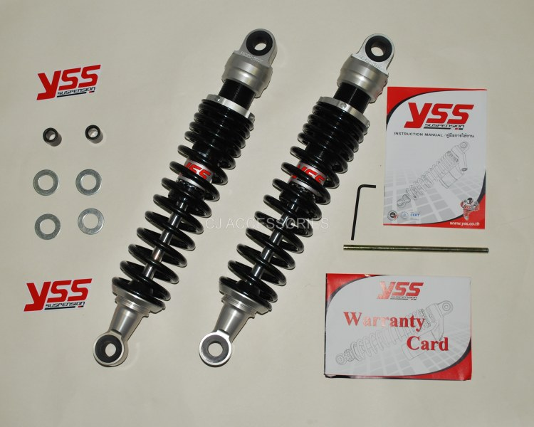 YSS Twin Adjustable Rear Shocks Honda CB500 1994-2003