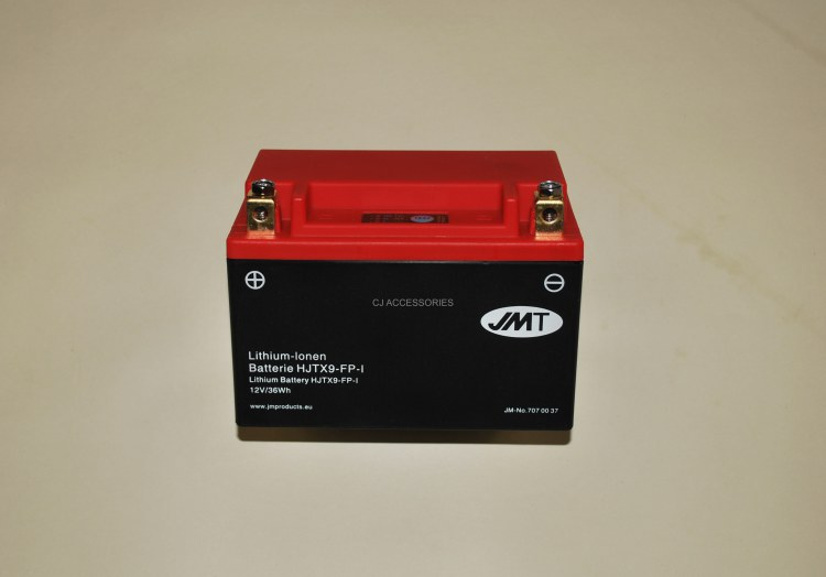 Honda CB500 1994 - 2003 Light Weight LITHIUM Li-Ion Race Battery