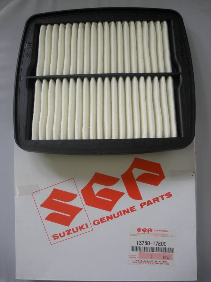 Genuine Suzuki Air Filter Bandit GSF600 GSF1200 MK1