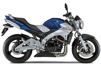 Lowering Kit for Suzuki GSR600