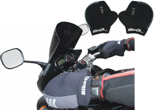 Boxer Style Handlebar Bar Muffs - Hand Warmers