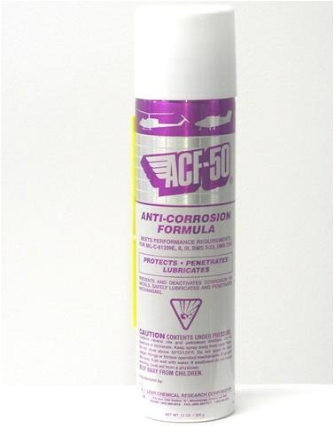 13 x ACF-50 Motorcycle And Automotive All Metal Anti-Corrosion Spray