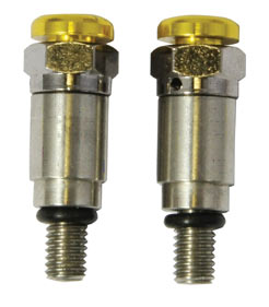 MX Fork Air Bleeder Screws