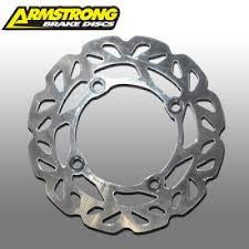 Stainless Rear Wavy Disc - Rotor Bandit SV650 GSXR RF 