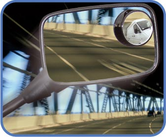 Pair of Blind Spot Mirrors