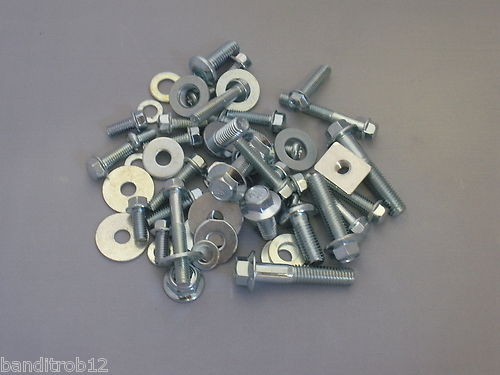 MX Off Road Mini Workshop Pack Nuts Bolts Washers - Suzuki Yamaha Kawasaki Honda