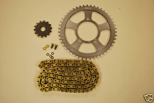 X Ring Chain and Sprocket Kit for Suzuki GSF1250 Bandit