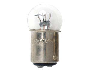 2 x Brake / Rear Bulbs for Twin Rear Lights