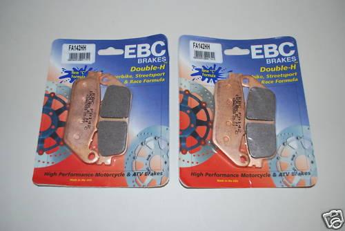 EBC Brake Pads FA142HH