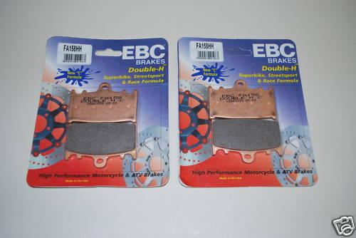 EBC Brake Pads FA158HH