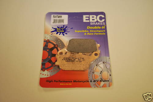 EBC FA174HH Rear Brake Pads 