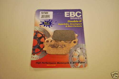 EBC FA174HH Rear Brake Pads