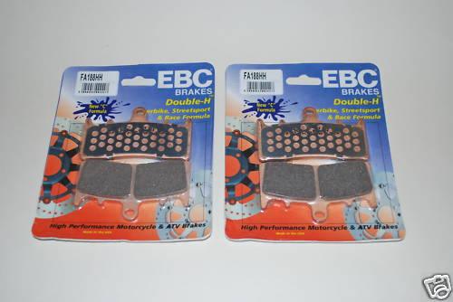 EBC Brake Pads FA188HH