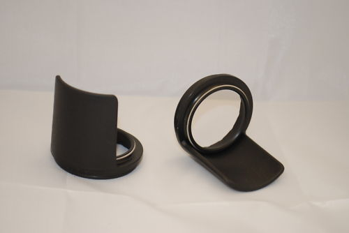 Fork Dust Seals with attached Fork Protectors - GSF400 GSF600
