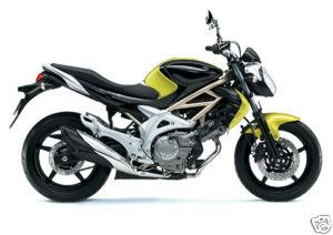 Lowering Kit for Suzuki SFV650 Gladius