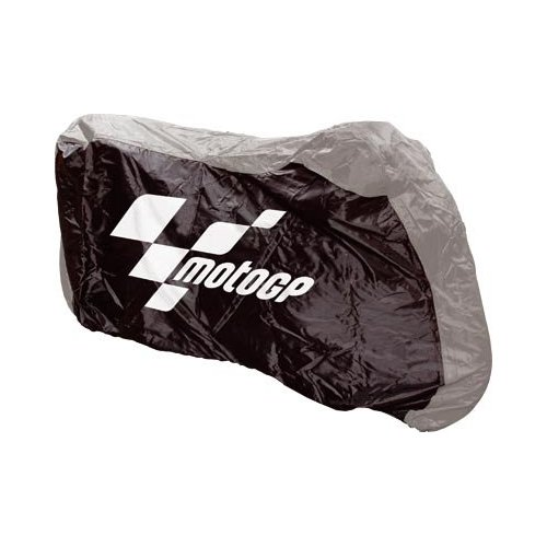MOTO GP Dust Cover Black & Grey - 3 Sizes Available