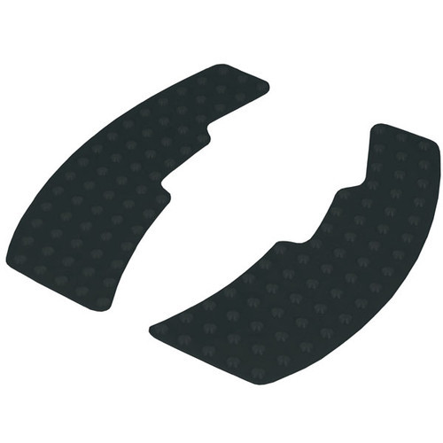 Motorcycle Tank Pad Gripper 2Pcs Tank Protector Clear or Black
