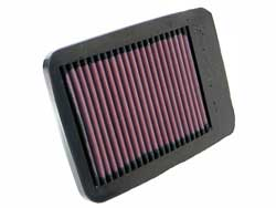 K&amp;N Air Filter fit Suzuki GSF650 &amp; GSF1250