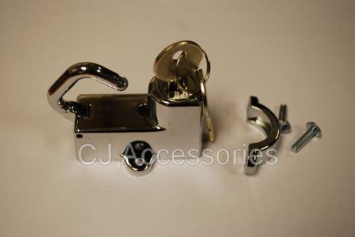 Motorcycle Universal Handlebar Helmet Lock
