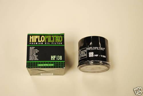 Hiflo Oil Filter Bandit GSXR SV650 GSXR RF TL - HF138