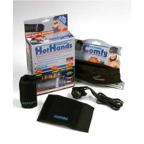 Oxford Hot Hands Heated Over Grips Hand Warmers
