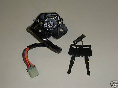 Suzuki GSF600 1200 Bandit GSXR TL GSX Ignition Barrel