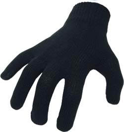 Thermal Cotton Inner Gloves