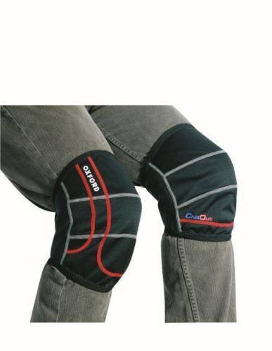 Oxford Chillout Base Layer Thermal Motorcycle Knee Warmers - 2 Sizes Available
