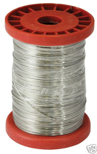 0.8mm Stainless Lock Wire Reel 127m - Secure Grips etc