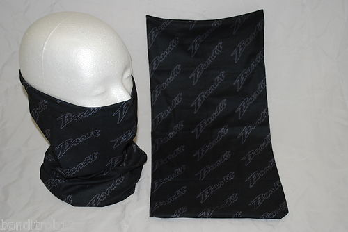 EXCLUSIVE Bandit Logo Neck Tube Neck Warmer