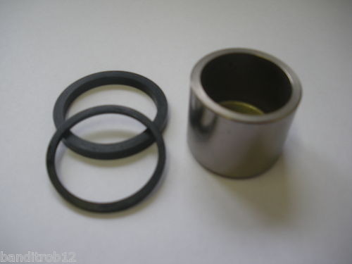 Suzuki Bandit Stainless Steel Rear Caliper Piston & Seal Kit