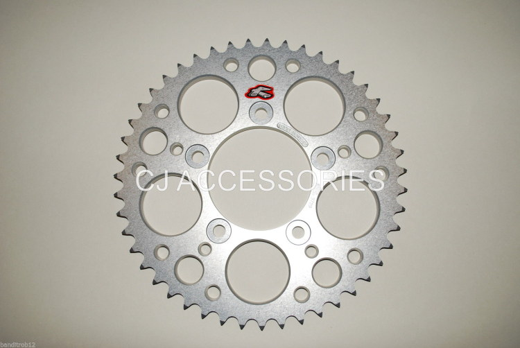 Renthal Ultralite 47 Tooth Rear Sprocket GSF600 & GSF650 (199-530-47)