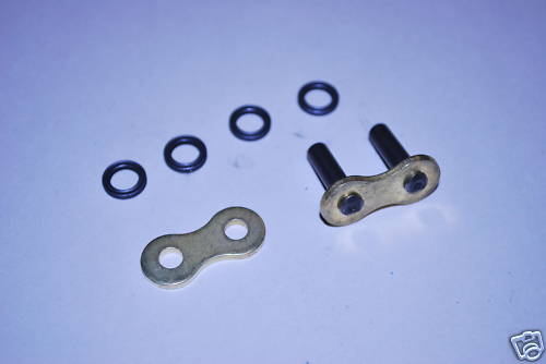 Chain Rivet Links - O-Ring or X-Ring