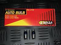 Box of 10 Extra Long Life Side/Tail Panel Bulbs