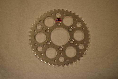 Renthal Ultralite 47 Tooth Rear Sprocket Upgrade GSF1200 (221-530-47)