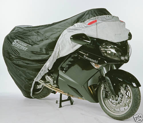 Oxford Stormex Ultimate All Weather Bike Cover - Available in 2 Sizes