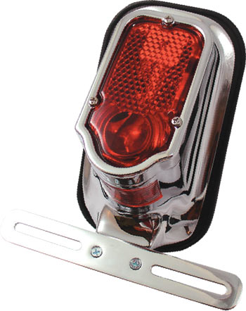 Universal Rear Light Tombstone