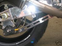 Polished Stainless Torque Arm for Suzuki Bandit or RF